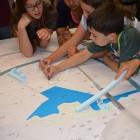 Kinderuni  Children University  子供のための建築教室 2015/7/8-9