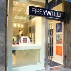 FREY WILLE Milan, Monte Napoleone