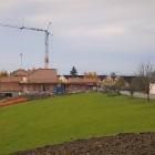 Burgauberg-Neudauberg Gemeindezentrum, Gemeindeplatz und Wohnungen I mit goebl architecture